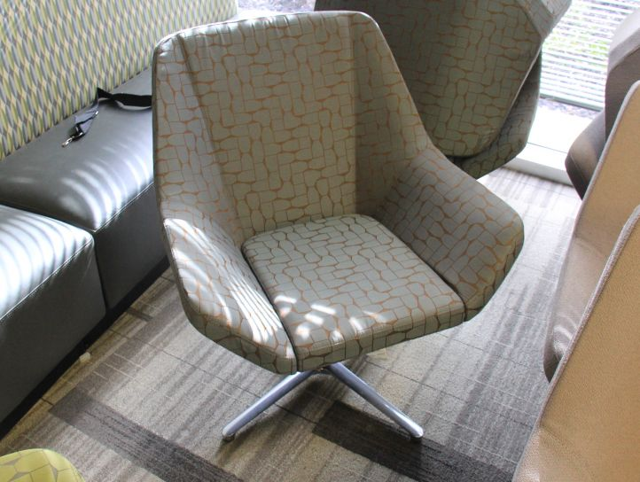 Remarkable Cahoots Swivel Chair Bettersource Dailytribune Chair Design For Home Dailytribuneorg