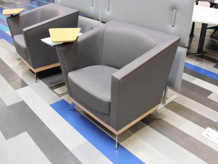 Prime Lounge Chair W Tablet Arm Bettersource Inzonedesignstudio Interior Chair Design Inzonedesignstudiocom